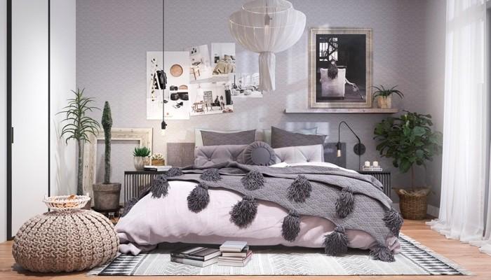 Ce obiecte poti pune pe langa paturi si cum poti amenaja dormitorul astfel incat sa fie confortabil